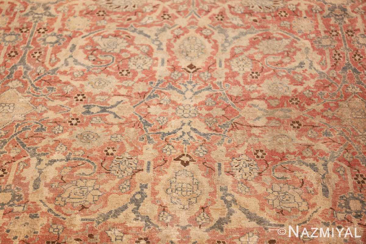 extra large antique persian tabriz carpet 50118 scroll Nazmiyal