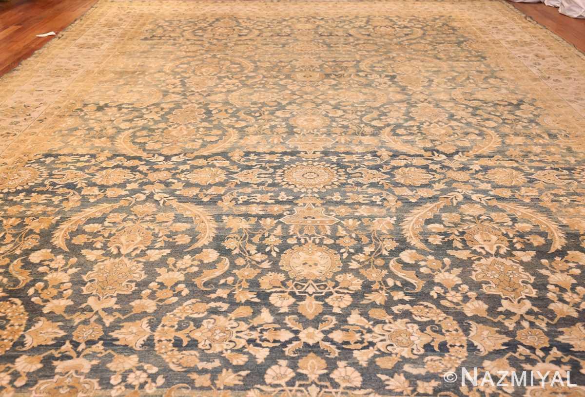 extra large oversized light blue antique persian kerman rug 48226 whole Nazmiyal