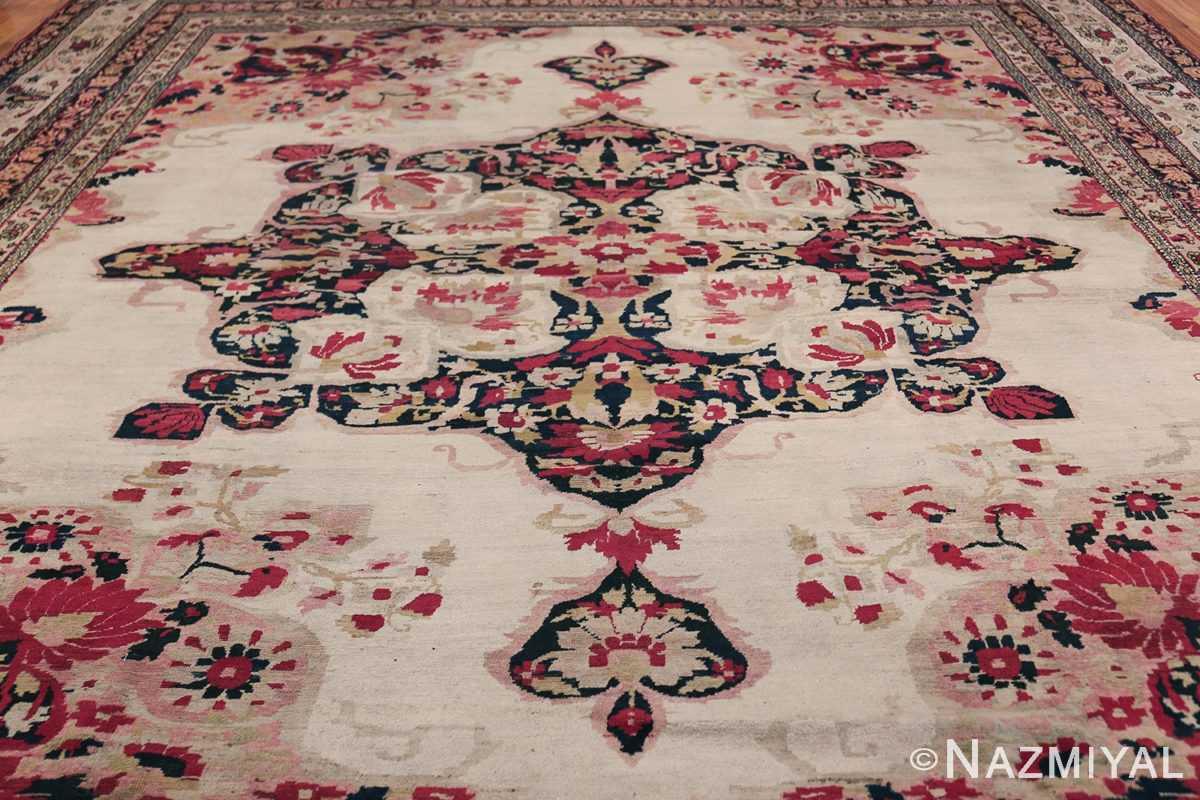 Fine Antique 19th Century Persian Kerman Rug 50146 Field Design Nazmiyal