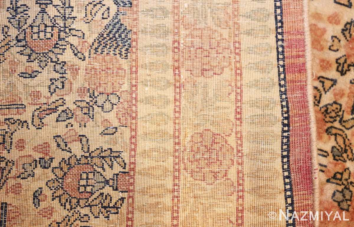 fine persian tehran room size antique carpet 50189 weave Nazmiyal