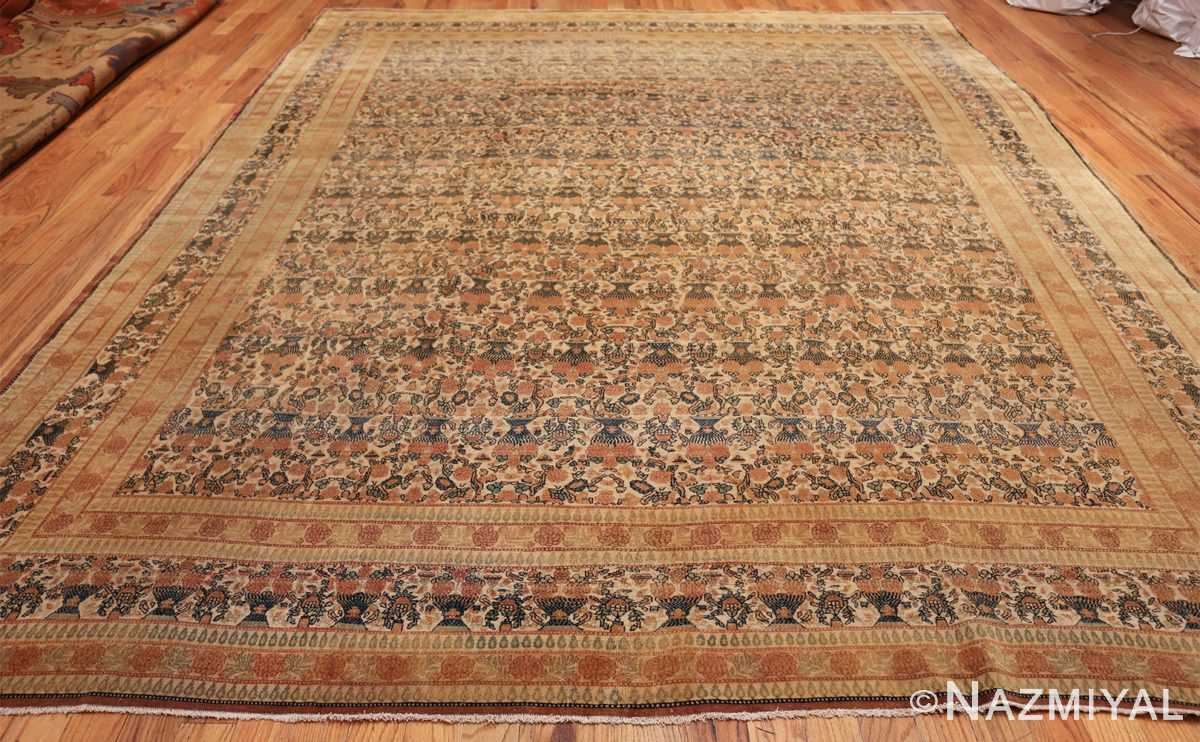 fine persian tehran room size antique carpet 50189 whole Nazmiyal