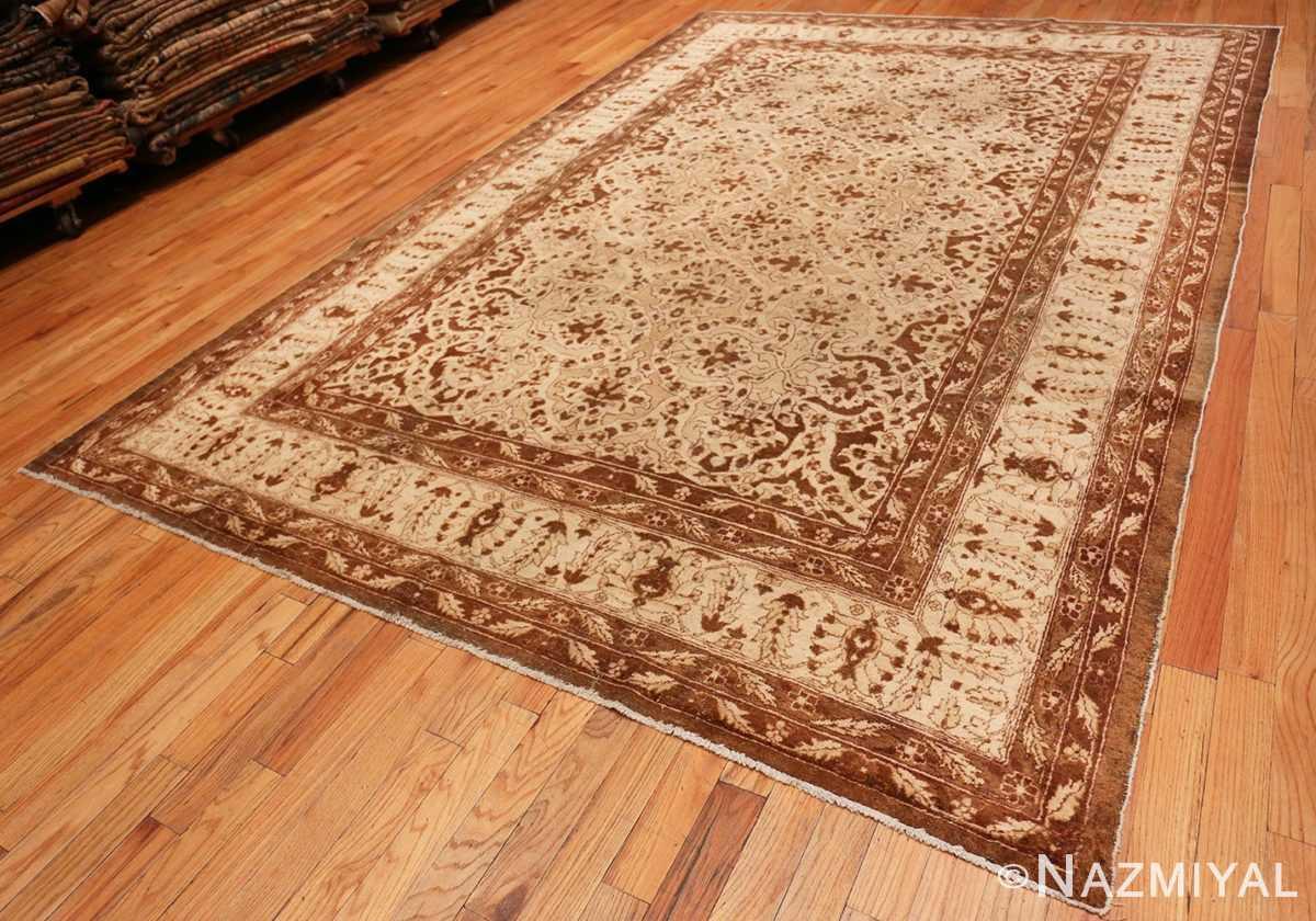 Full Vintage Purple Moroccan rug 45984 by Nazmiyal