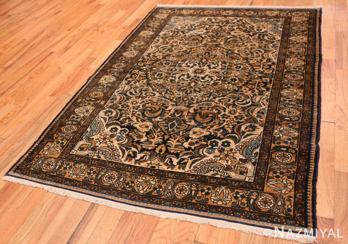 Full Antique Malayer Persian carpet 50212 by Nazmiyal