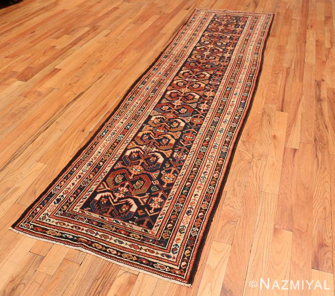 Full Antique Malayer Persian runner rug 48464 by Nazmiyal