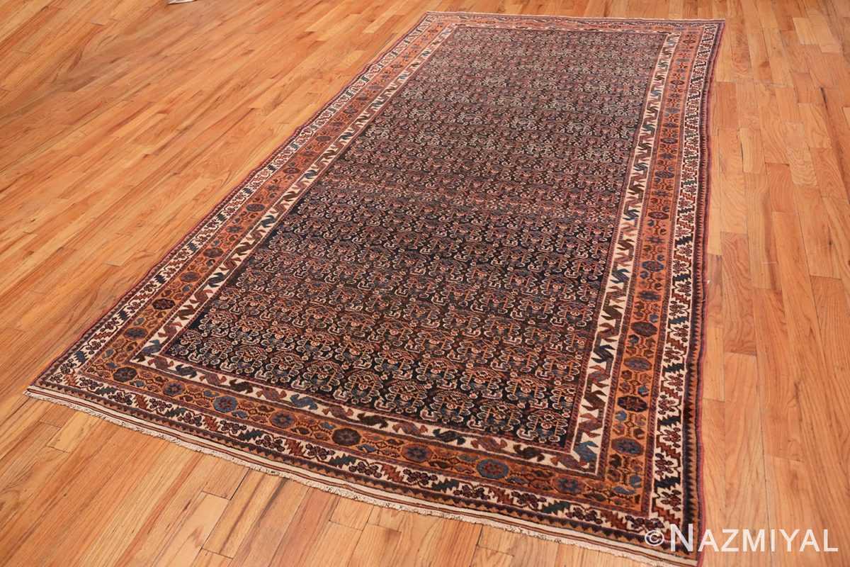 Full Antique Persian Afshar rug 50186 by Nazmiyal