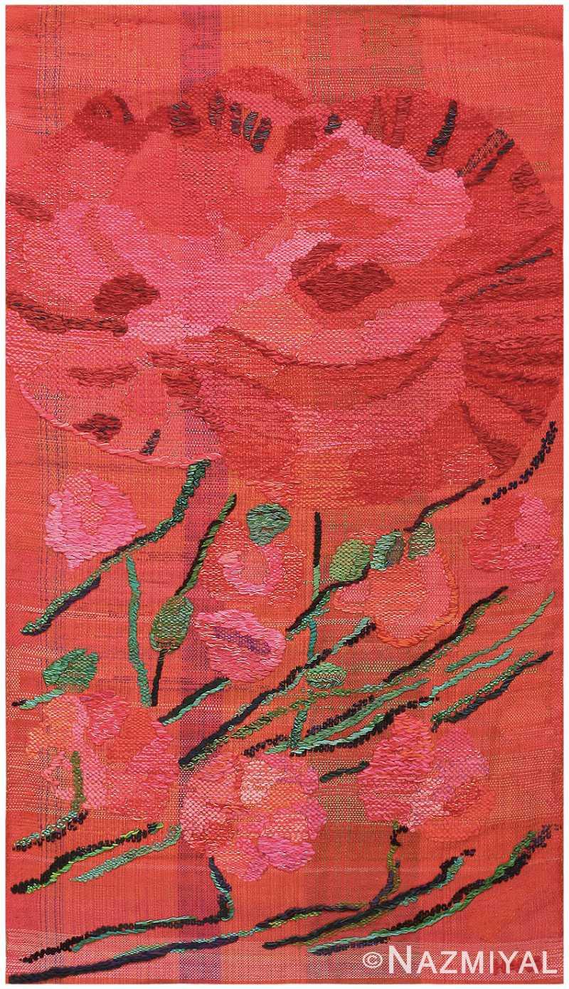 Hans Krondahl Tapestry Circa 1976 48489 Nazmiyal