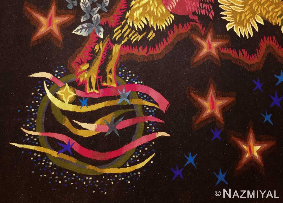 jean lurcat vintage tapestry 48486 ball Nazmiyal