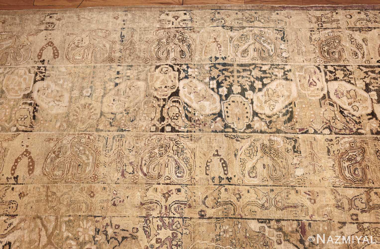 large antique persian kerman carpet 48341 border Nazmiyal