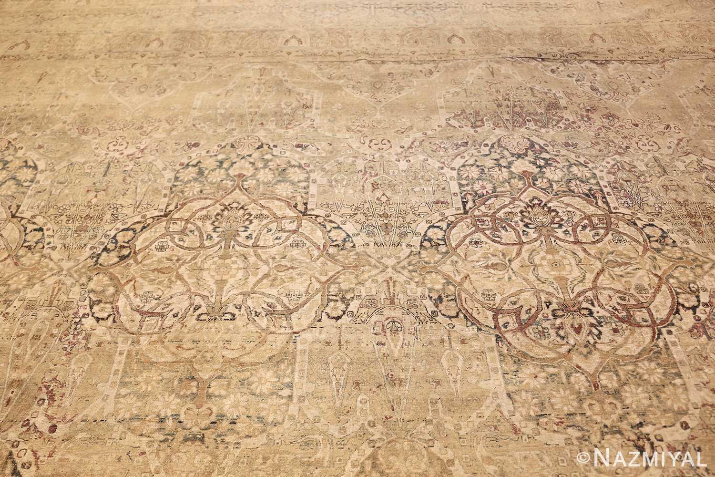 large antique persian kerman carpet 48341 light Nazmiyal