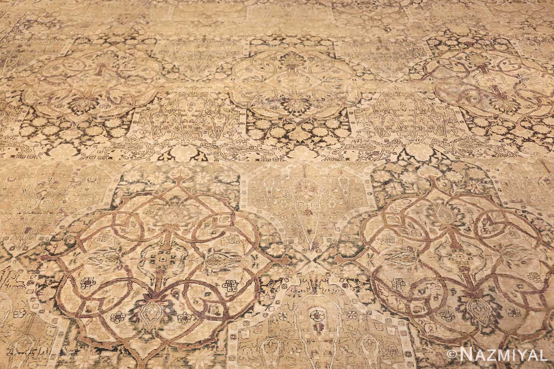 large antique persian kerman carpet 48341 trio Nazmiyal