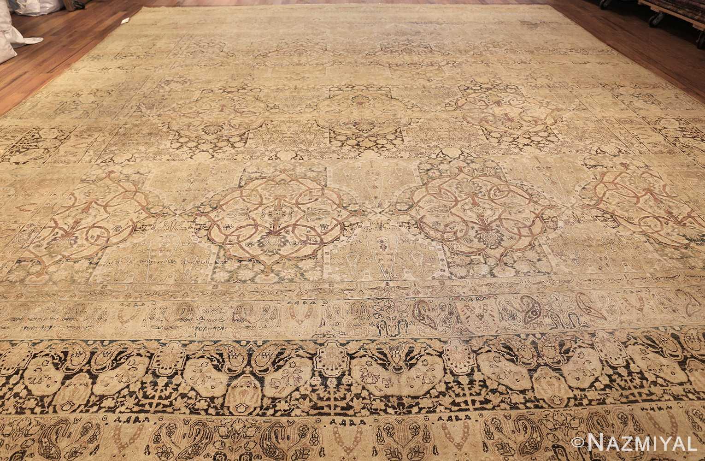 large antique persian kerman carpet 48341 whole Nazmiyal