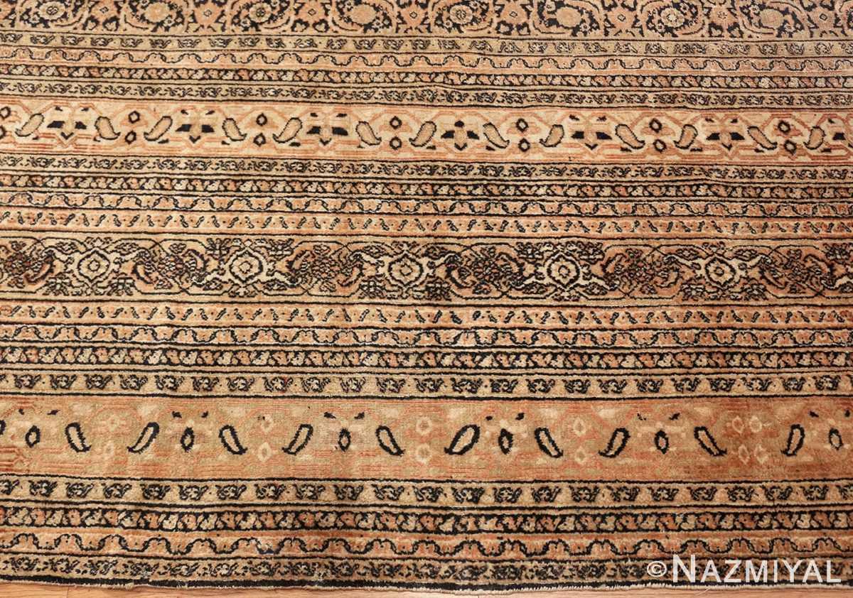oversized antique persian khorassan carpet 50215 border Nazmiyal
