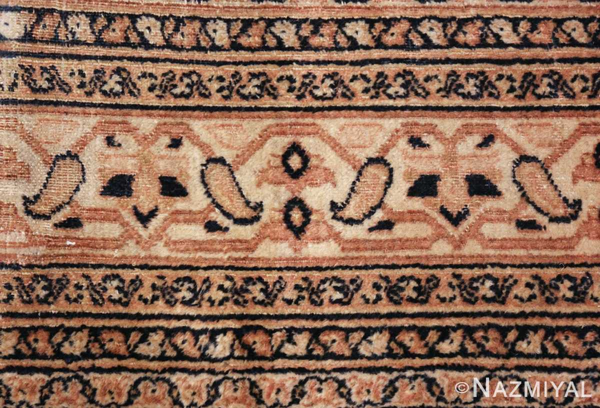 oversized antique persian khorassan carpet 50215 closeup Nazmiyal