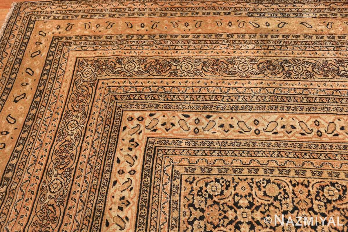 oversized antique persian khorassan carpet 50215 corner Nazmiyal