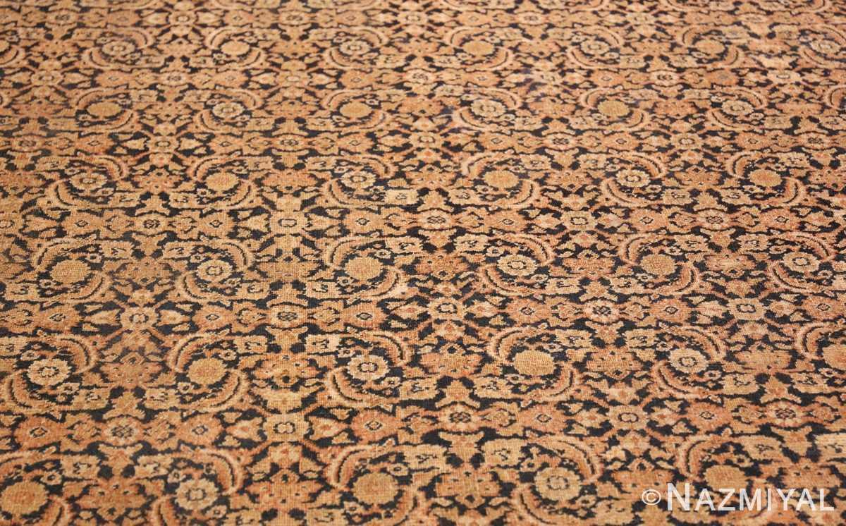 oversize antique persian khorassan carpet 50215 field Nazmiyal