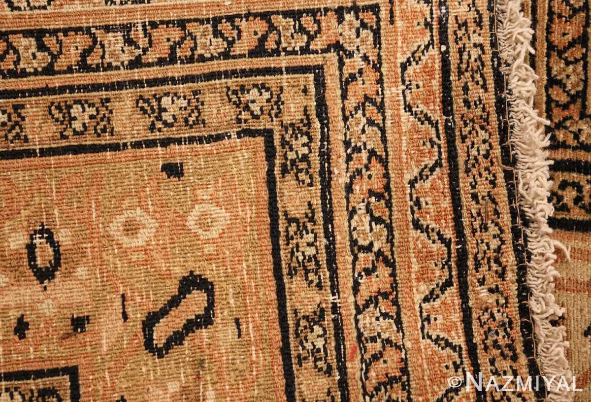oversized antique persian khorassan carpet 50215 weave Nazmiyal