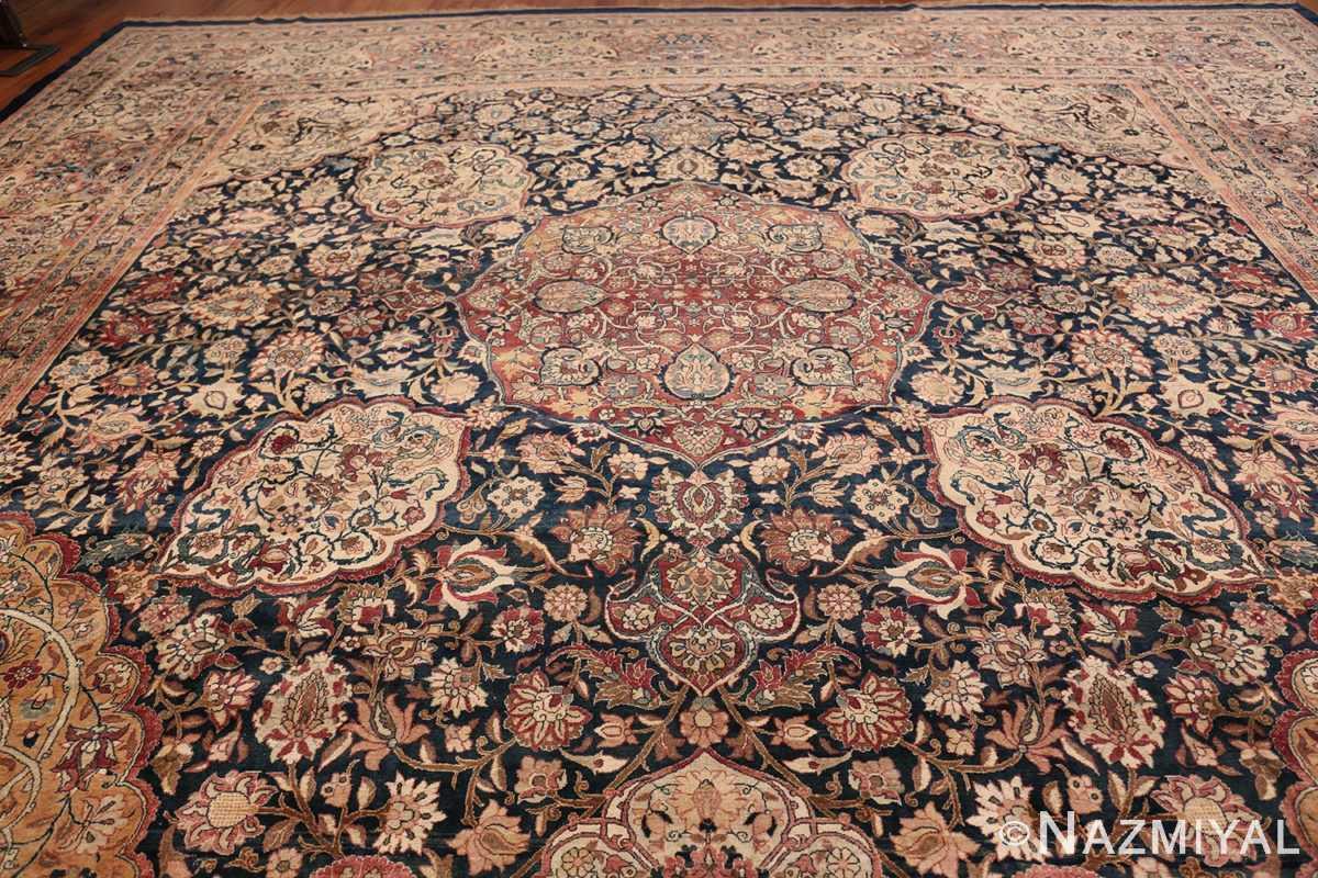 Oversized Antique Tehran Persian Carpet 50123 Top Design Nazmiyal