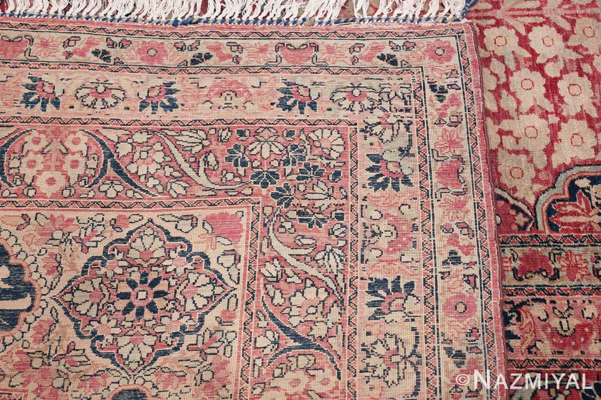 Oversized Oriental Palace Size Antique Persian Kerman Carpet 50112 Woven Pile Nazmiyal