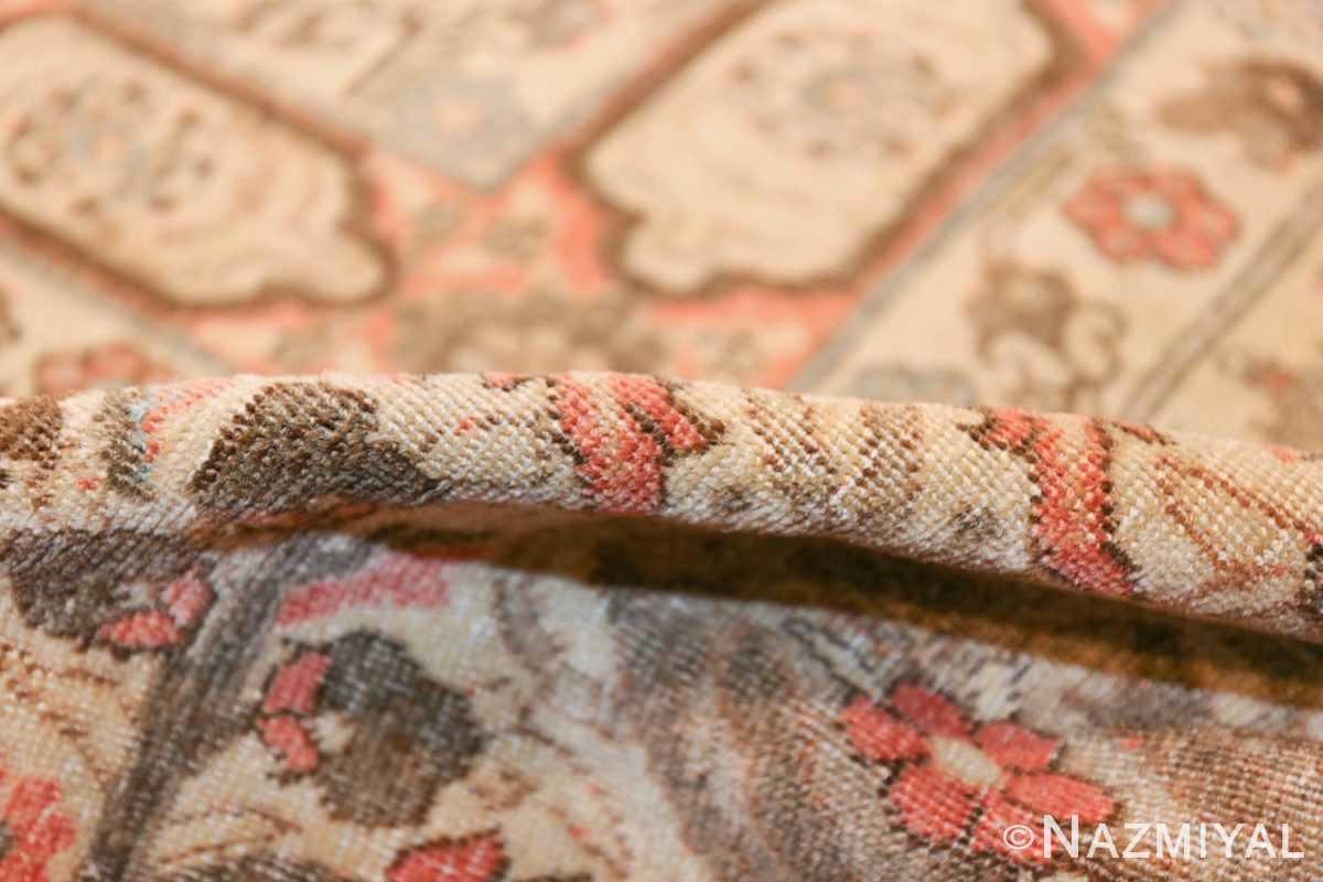 Palace Size Antique Persian Tabriz Carpet 50111 Pile Color Nazmiyal