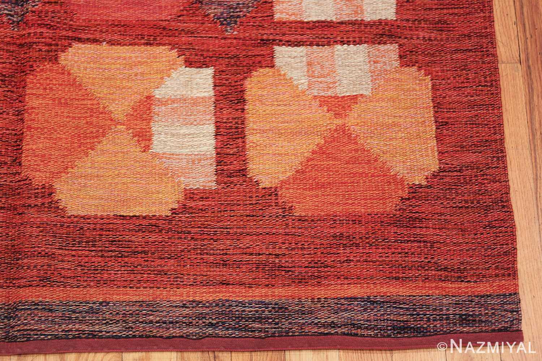 vintage finnish carpet by alestalon mottokutomo 48447 corner Nazmiyal