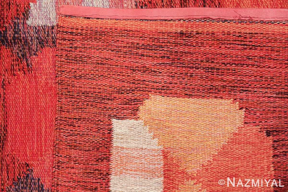 vintage finnish carpet by alestalon mottokutomo 48447 knots Nazmiyal