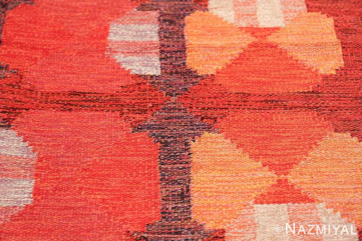 vintage finnish carpet by alestalon mottokutomo 48447 lines Nazmiyal