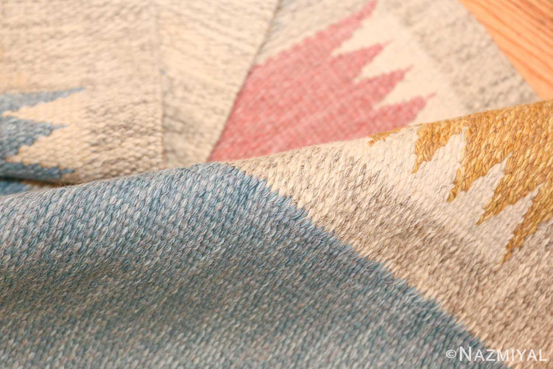 Vintage Swedish carpet by Birgitta Soderkvist 48451 pile Namziyal