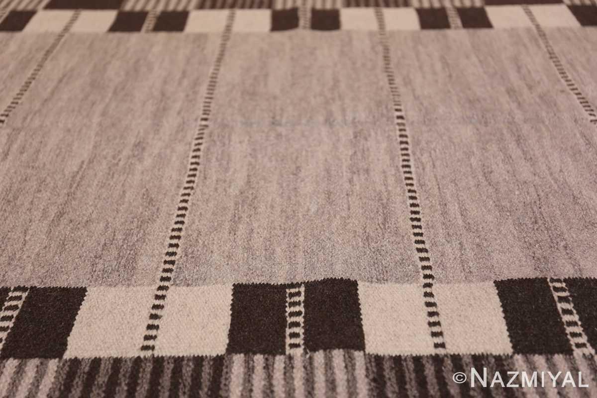 Vintage Swedish Carpet by Klockaregardens Hemslojd 48450 Field Horizontal Nazmiyal