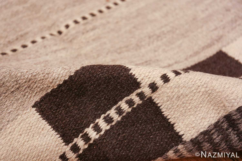 Vintage Swedish Carpet by Klockaregardens Hemslojd 48450 Pile Color Nazmiyal