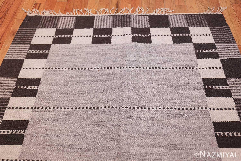 Vintage Swedish Carpet by Klockaregardens Hemslojd 48450 Top Design Nazmiyal
