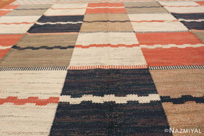vintage swedish carpet by marta maas fjetterstrom 48438 field Nazmiyal