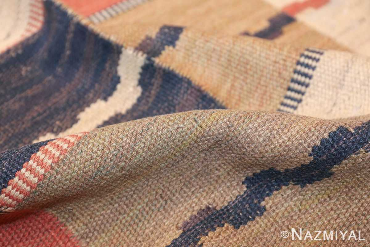 vintage swedish carpet by marta maas fjetterstrom 48438 pile Nazmiyal