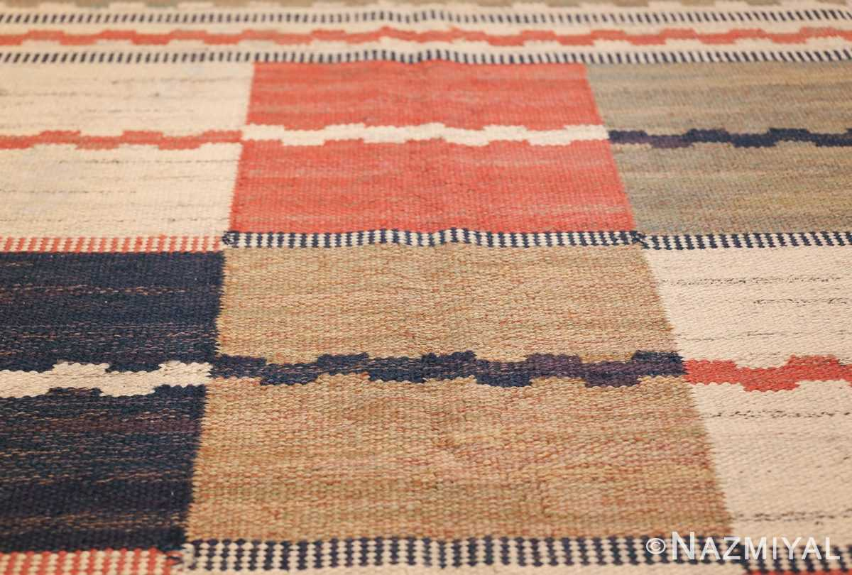 vintage swedish carpet by marta maas fjetterstrom 48438 texture Nazmiyal