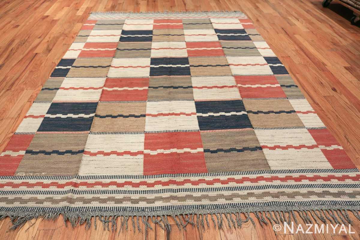 vintage swedish carpet by marta maas fjetterstrom 48438 whole Nazmiyal