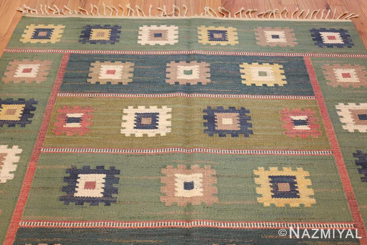 vintage swedish carpet by marta maas fjetterstrom 48443 top Nazmiyal