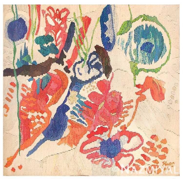 Vintage Tapestry by Hans Krondahl 48490 Nazmiyal