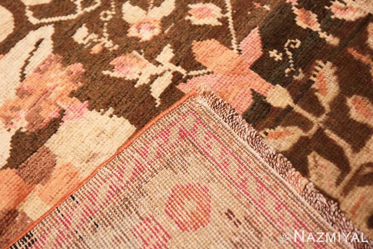 Weave Antique Caucasian Karabagh runner rug 50028 by Nazmiyal