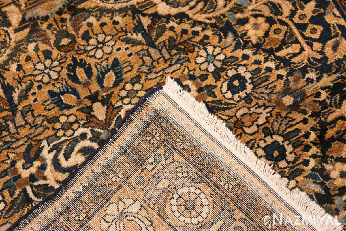 Weave Antique Malayer Persian carpet 50212 by Nazmiyal