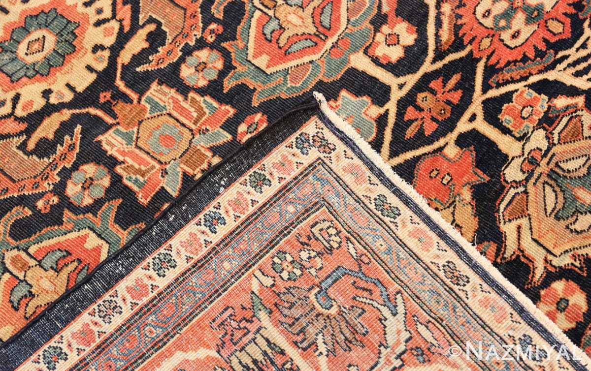 Weave Antique room sized Persian Farahan carpet 50149 by Nazmiyal
