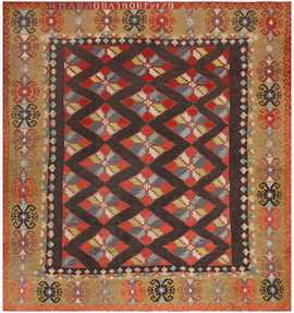 Antique Room Sized Besserabian Carpet 50187 Nazmiyal