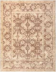 Antique Room Sized Indian Agra Rug 50053 Nazmiyal
