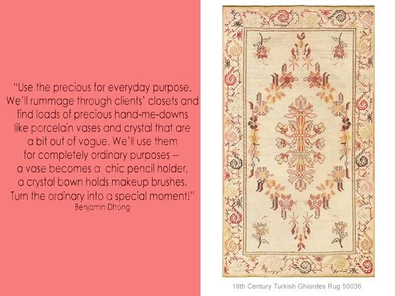 Decorating Tip Quote By Benjamin Dhong - Nazmiyal