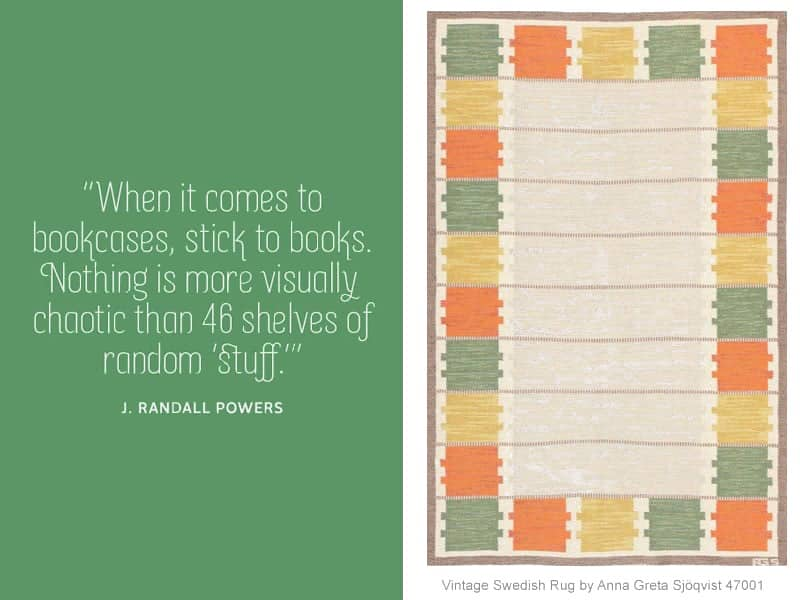 Decorating Tip Quote By J. Randall Powers - Nazmiyal