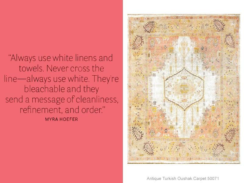 Decorating Tip Quote By Myra Hoefer - Nazmiyal