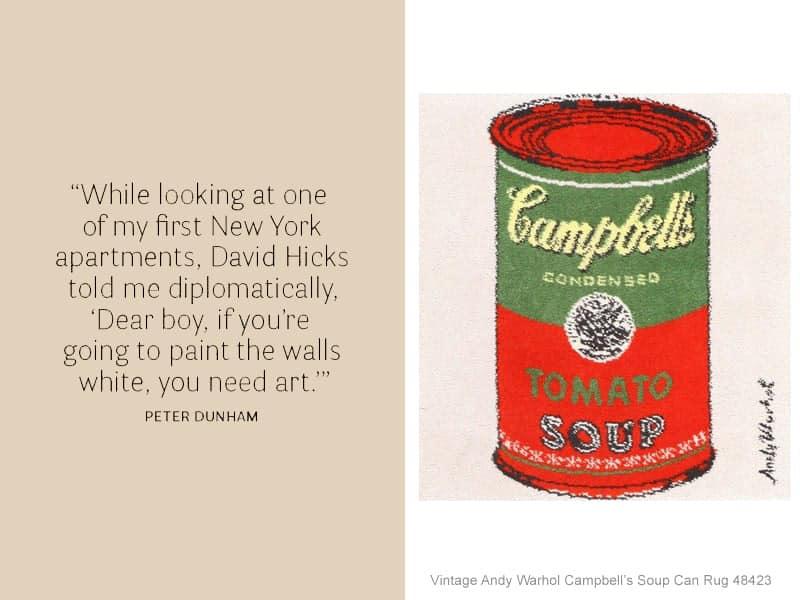 Decorating Tip Quote By Peter Dunham - Nazmiyal