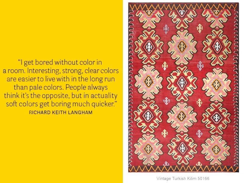 Decorating Tip Quote By Richard Keirth Langham - Nazmiyal