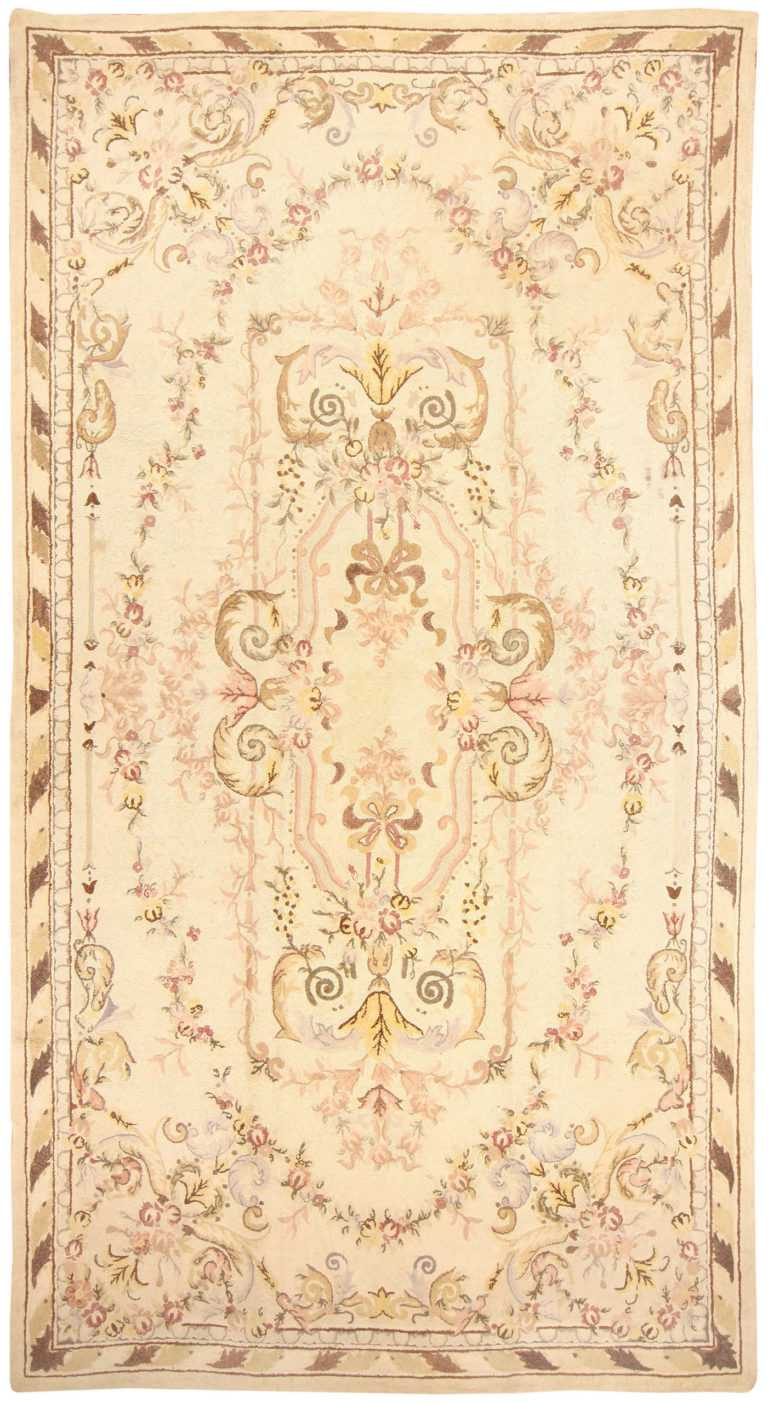 Large Antique American Hooked Rug 50315 Nazmiyal