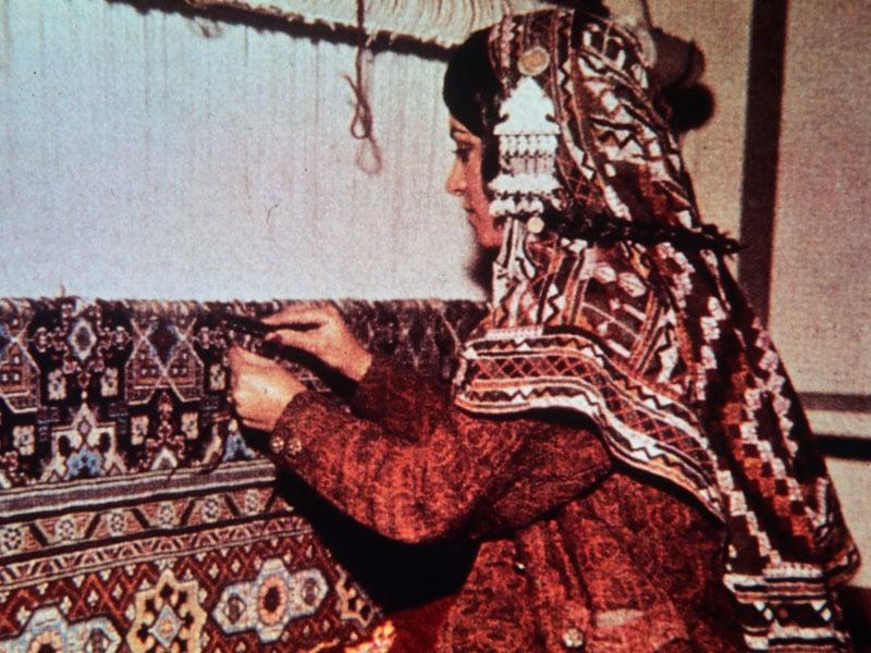 Rug Making | Nazmiyal