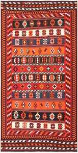 Vintage Turkish Kilim 50320