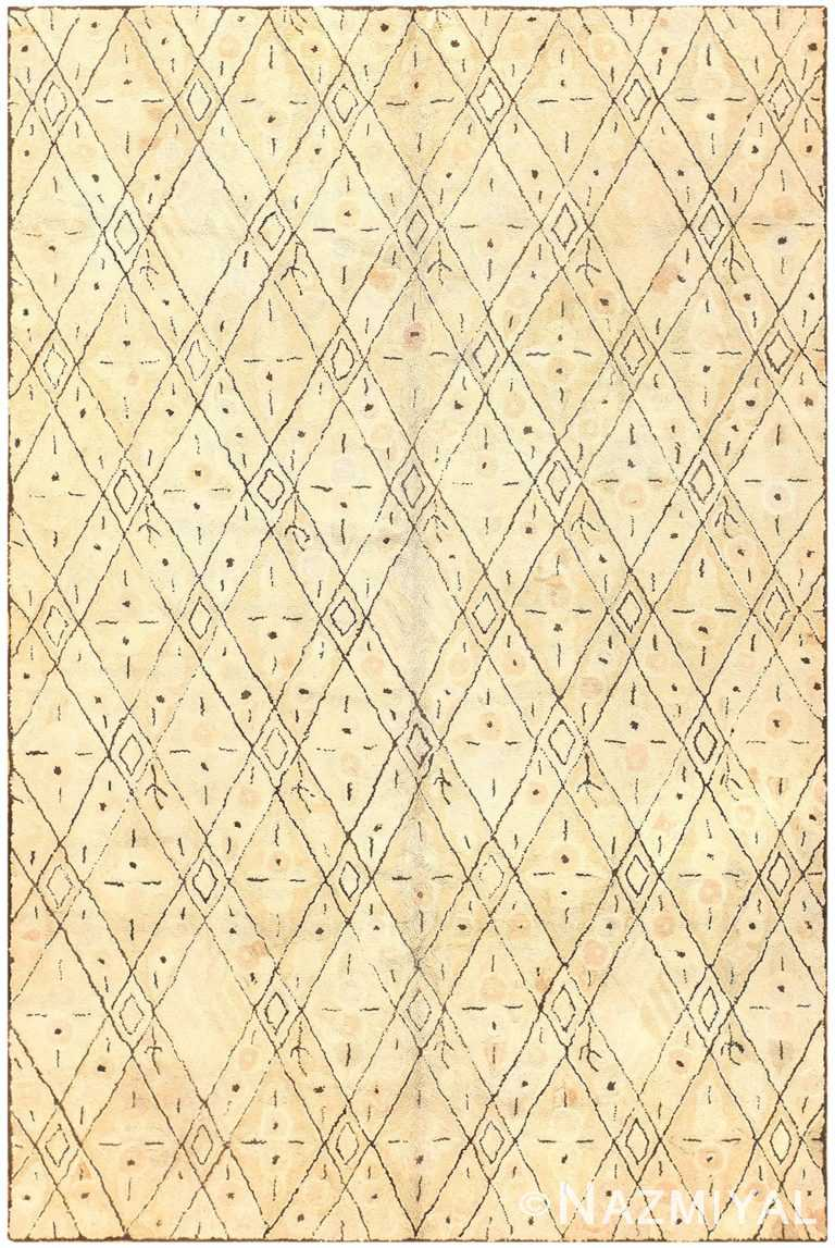 Antique American Hooked Rug 50300